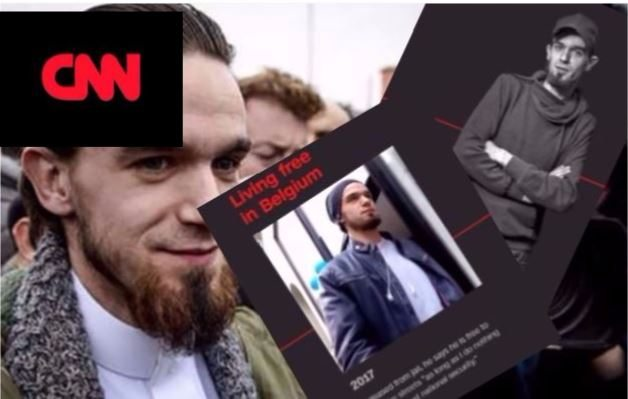 Upadek! Walczył dla ISIS, nadal ich popiera i staje się celebrytą promowanym przez CNN
