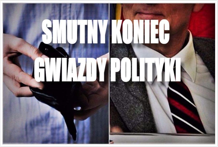 Były gwiazdor polskiej polityki klepie totalną biedę. Zarabia... 1000 złotych!