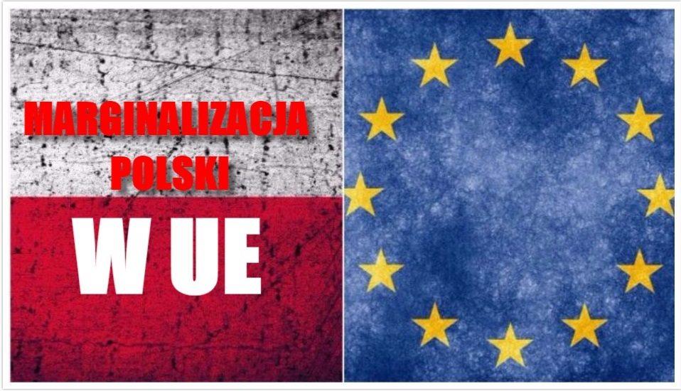 Polska zostanie zmarginalizowana w UE. Jest nowy pomysł jak zmusić PiS do uległości