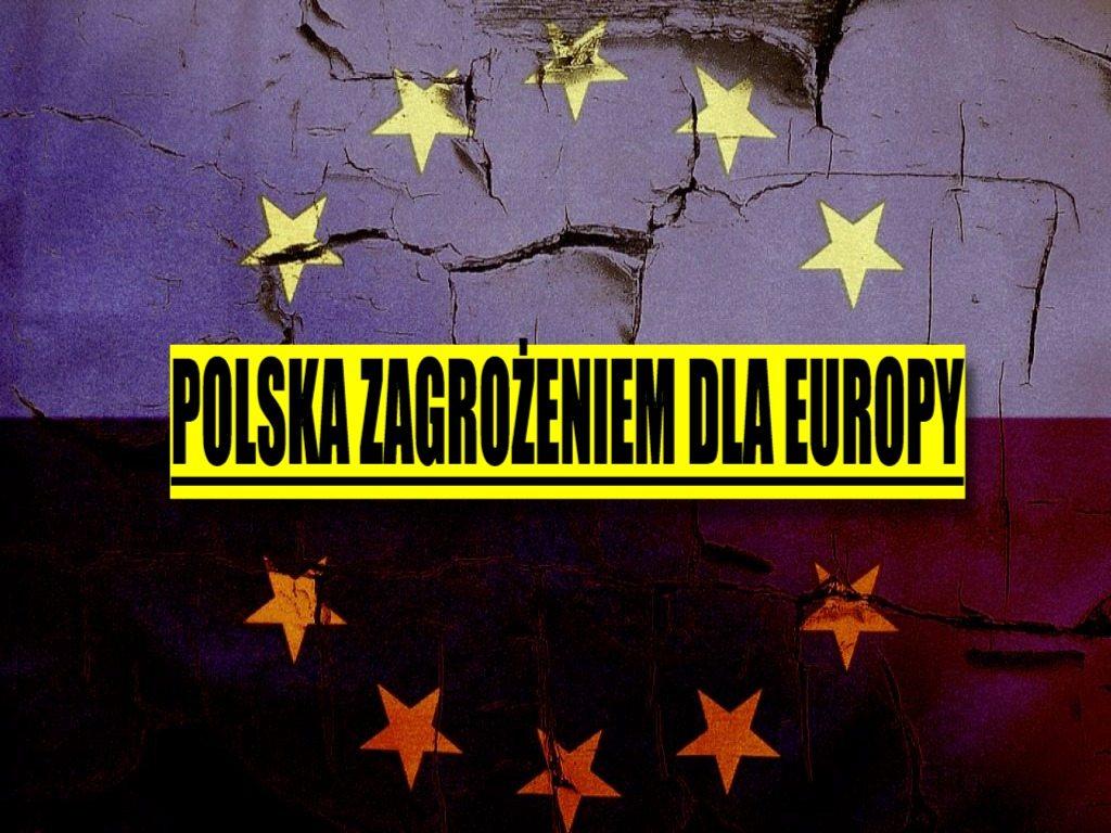 Brytyjski wywiad: Polska ZAGROŻENIEM dla Europy, przestaje być naszym sojusznikiem