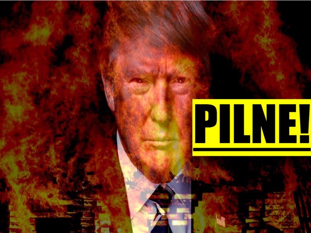 Świat wstrzymał oddech. Trump wypowiedział wojnę Asadowi i zbombardował bazę Rosjan