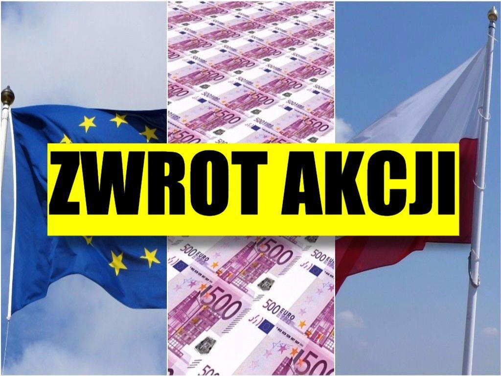 Totalny zwrot akcji, teraz to Polska może stawiać warunki Unii