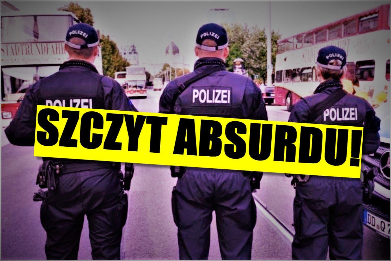 Komedia! Niemiecka policja poszukuje Polaka z najbardziej absurdalnego powodu