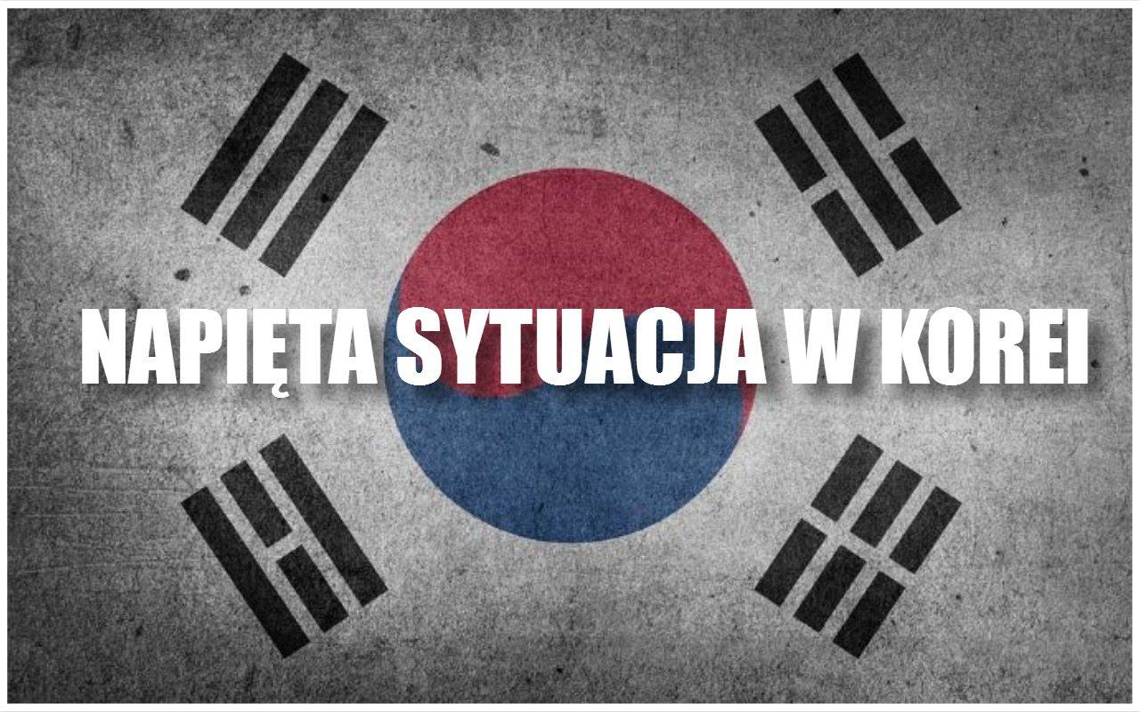 Napięta sytuacja w Korei Południowej. Faworyt wyborów prezydenckich współpracował z wrogiem kraju