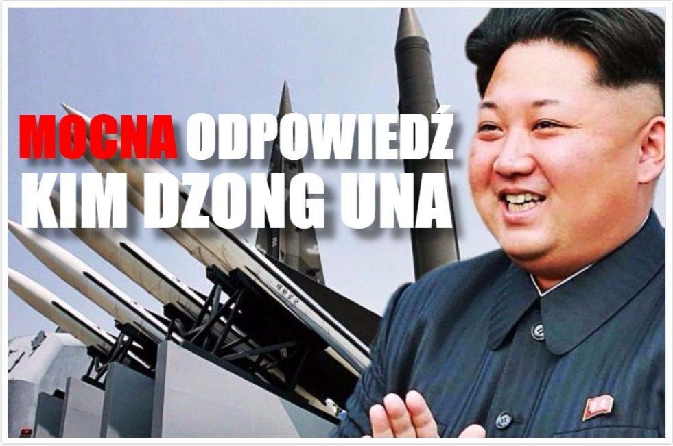 Korea Płn. nie daje za wygraną. Mocna odpowiedź na akcje USA, tym razem z ostrą amunicją