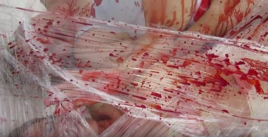 Nowy trend - 269 na zakrwawionych ciałach! Wszystko z jednego powodu (video 18+)