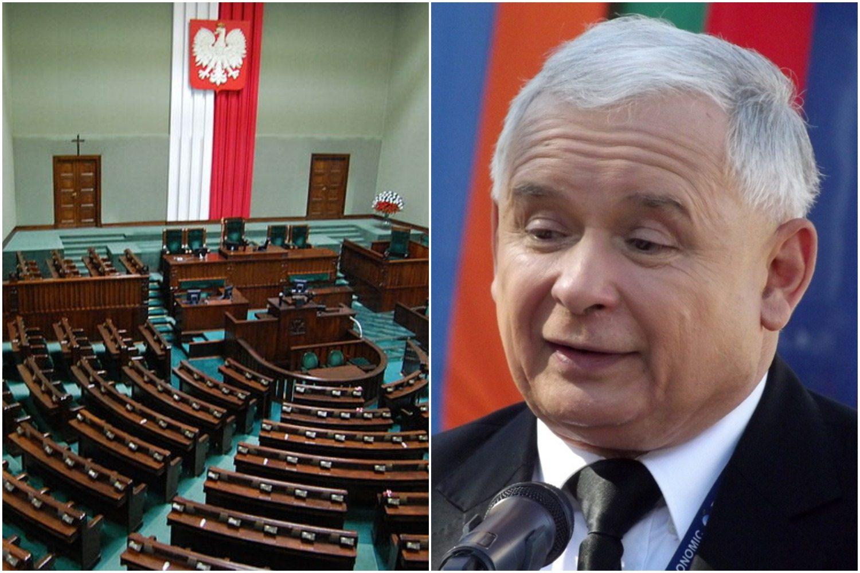 Sondaż: Kaczyński może odetchnąć z ulgą, PiS wyskoczyło z dołka