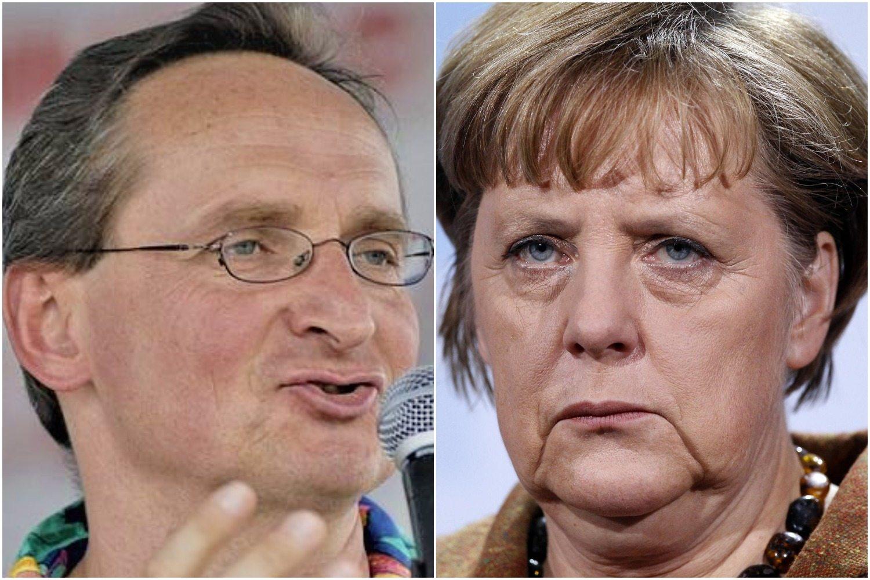 Cejrowski bezlitośnie o Merkel. Porównał ją do...
