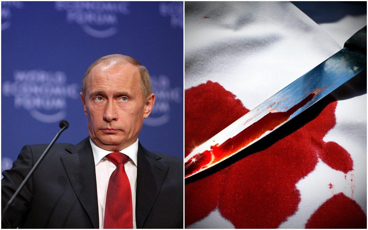 """Putin rozpoczął wstrząsające polowanie na gejów. """"Zabijają ich natychmiast, bez wyroków"""""""