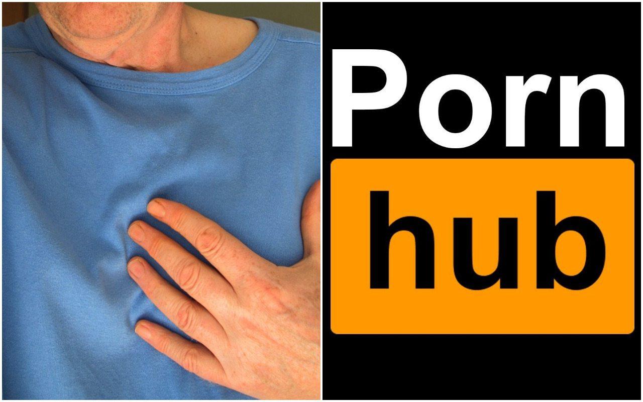 Fenomenalny żart Pornhuba! Miliony osób z zawałem serca (FOTO)