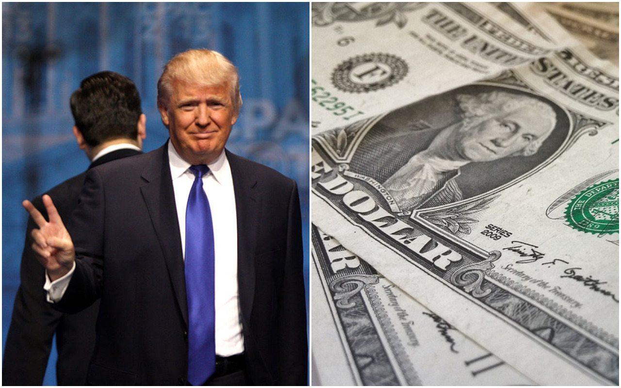 Donald Trump odkrywa karty. Nadchodzi rewolucja podatkowa!