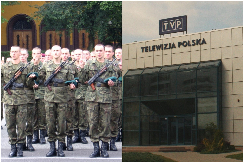 Alkoholizm, złodziejstwo i degrengolada - TVP o polskim wojsku (VIDEO)