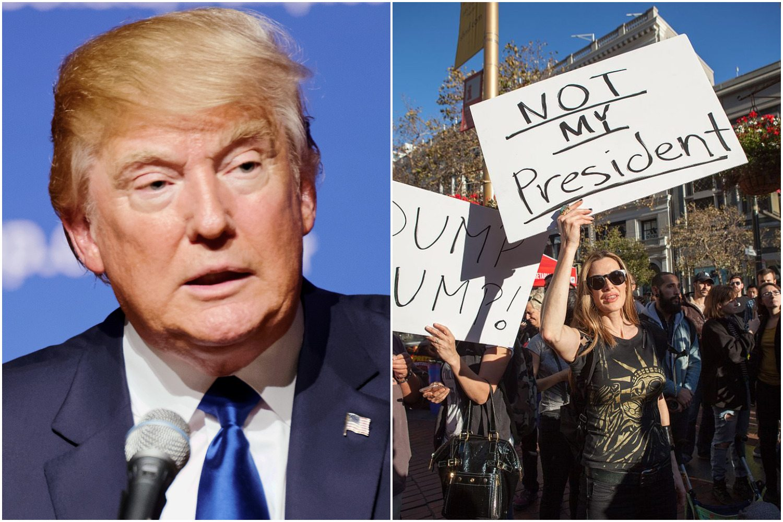 Trump w ogniu krytyki. Odwracają się od niego najbardziej znani zwolennicy