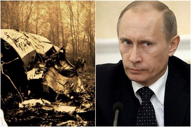 Redaktor naczelny prorządowej gazety: PiS sprowadzi do Polski Putina w kajdankach