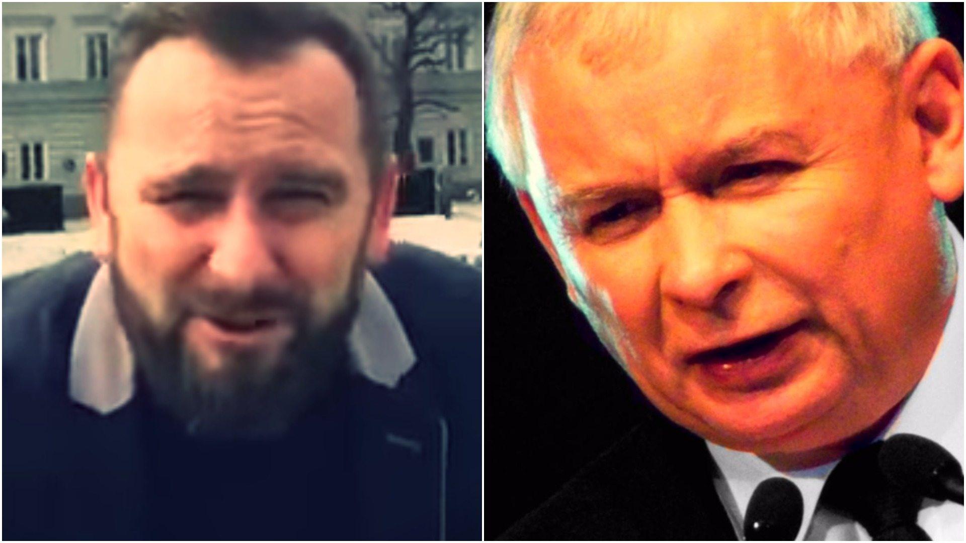 """Liroy napisał list do Kaczyńskiego. """"To SKANDAL!"""""""