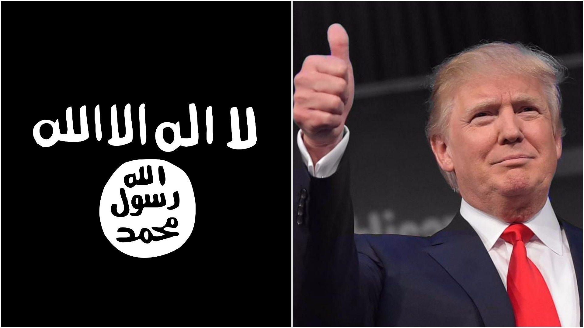 Polak walczący w Syrii: Trump dzisiejszym bombardowaniem pomógł ISIS