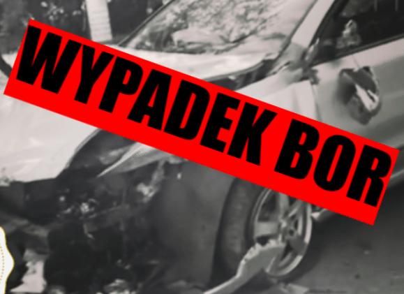 Kolejny wypadek z udziałem BOR! Nie uwierzycie kto ZMIAŻDŻYŁ ich auto (FOTO)