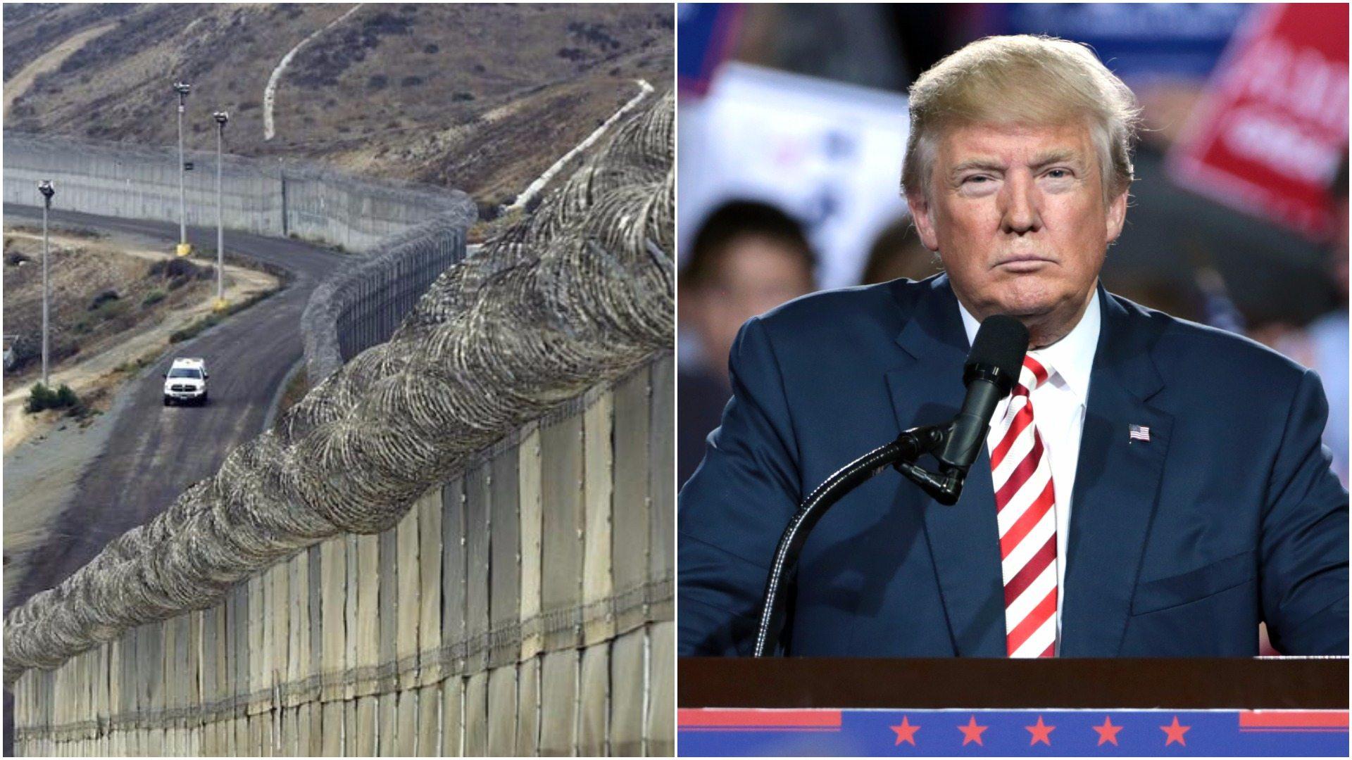 Jest ostateczna, nieodwracalna decyzja ws. muru z Meksykiem!