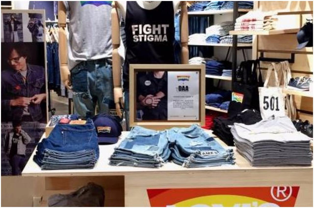 Znana marka odzieżowa wspiera Paradę Równości. Prawica zapowiada bojkot