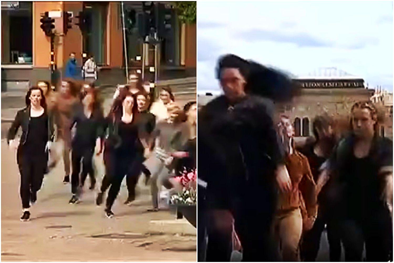 Kontrowersyjny protest feministek. W walce z patriarchatem udawały... rżące konie (VIDEO)