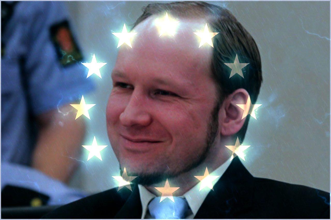 To już jest szczyt kompromitacji. Breivik robi sobie TOTALNE JAJA z całej Europy