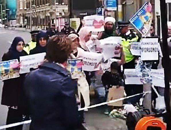 Międzynarodowy skandal! CNN sfingowało protest muzułmanów przeciwko terroryzmowi (VIDEO)