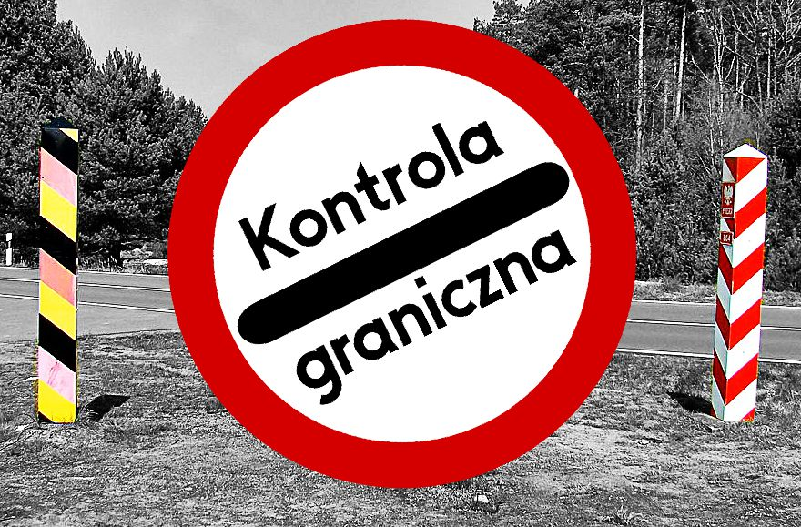 Granica polsko-niemiecka zamknięta!