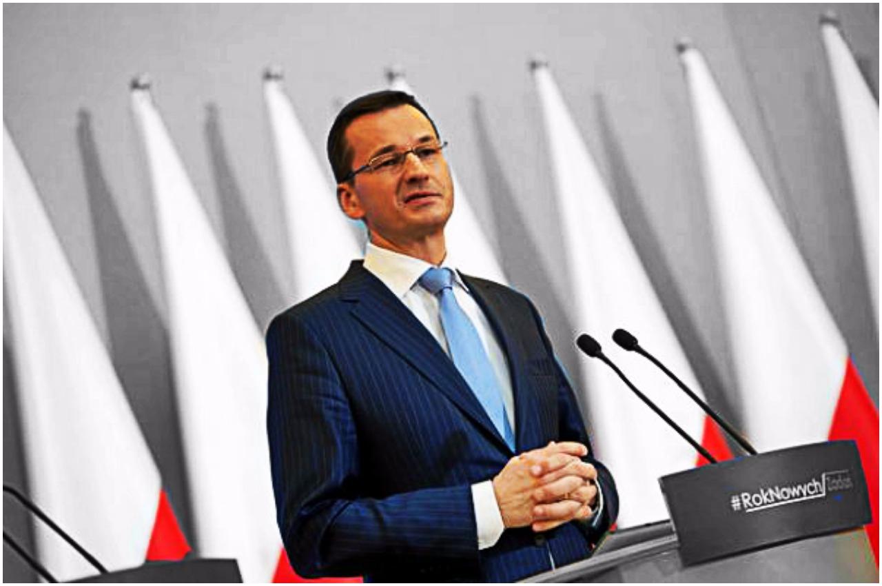 Morawiecki ODLECIAŁ! Żąda 75% PODATKU za wypłatę odkładanych przez Polaków pieniędzy!