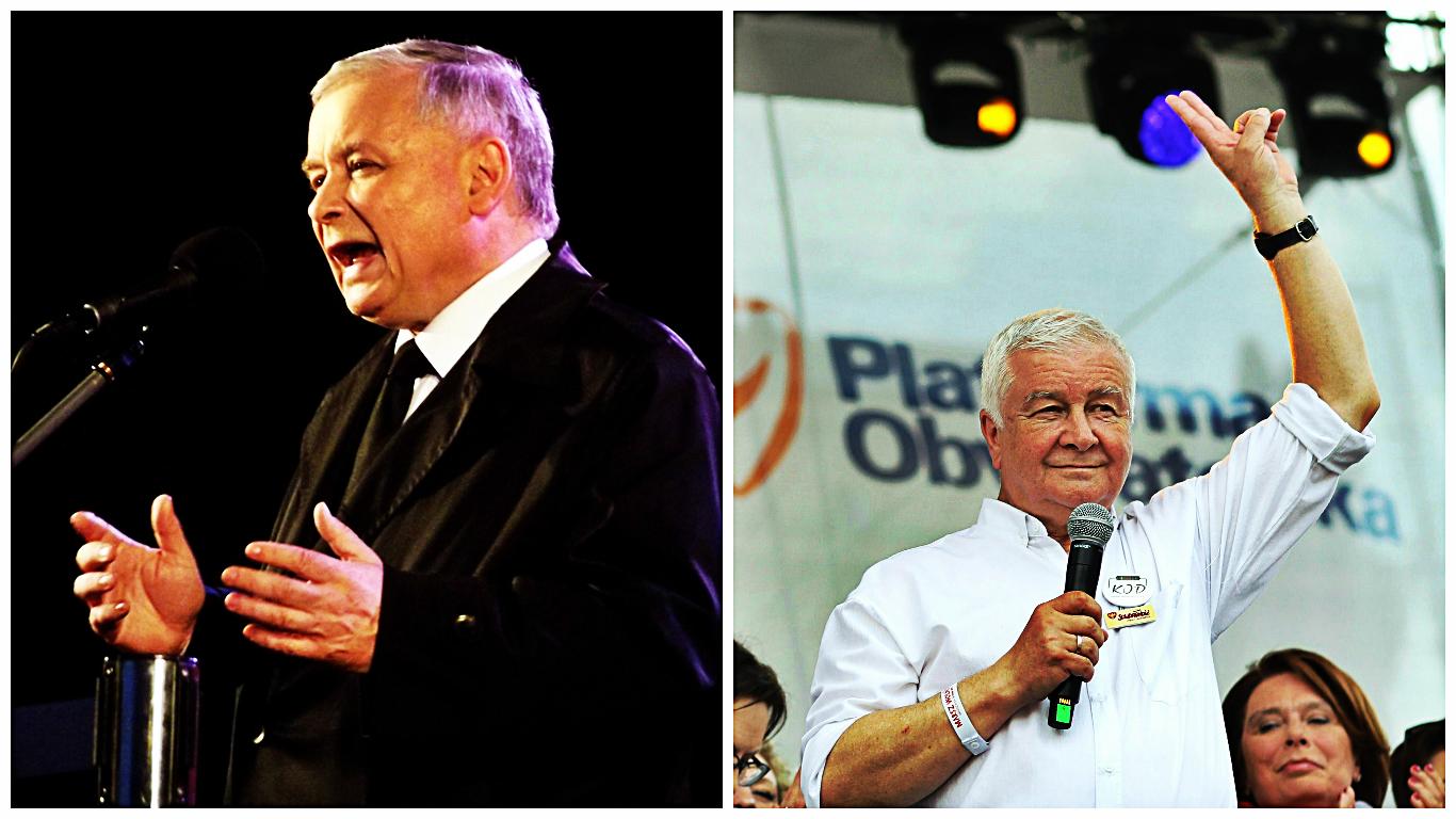 Lider KOD uderzył w sekretny, najczulszy punkt Kaczyńskiego. Prezes chce go ROZSZARPAĆ