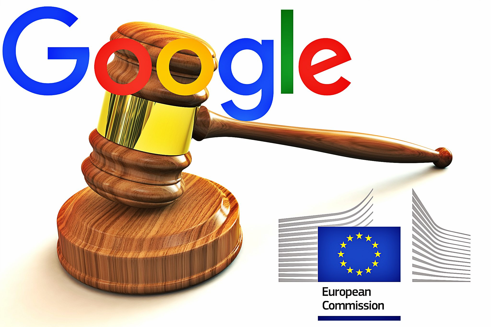 Google w tarapatach! Komisja Europejska nałożyła NAJWIĘKSZĄ grzywnę w historii