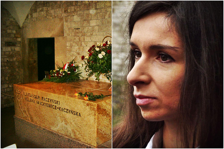 Kaczyńska przerywa milczenie ws. ekshumacji. Ostro o politykach PO