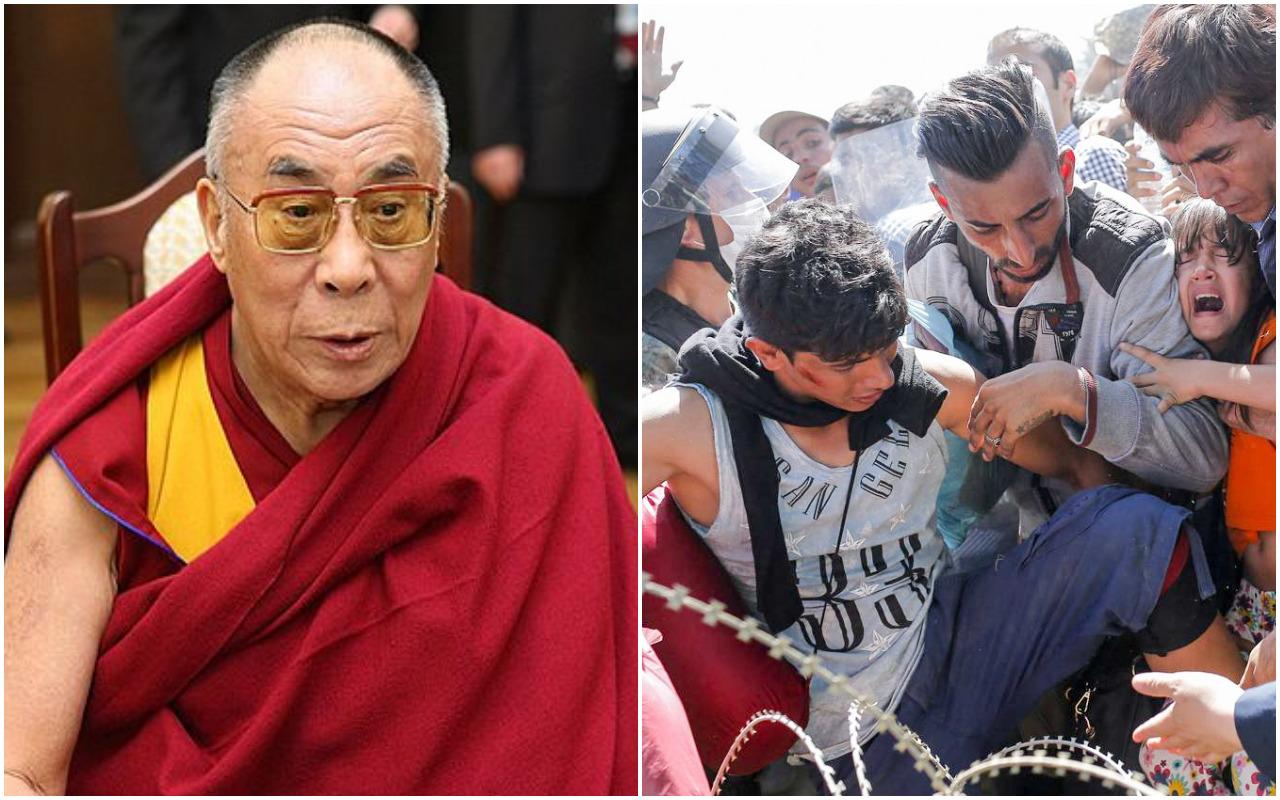 Dalajlama naprawdę to powiedział? Szokujące słowa o uchodźcach