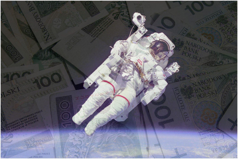 Polska Agencja Kosmiczna to LIPA. Rachunki jak za loty na Jowisz!