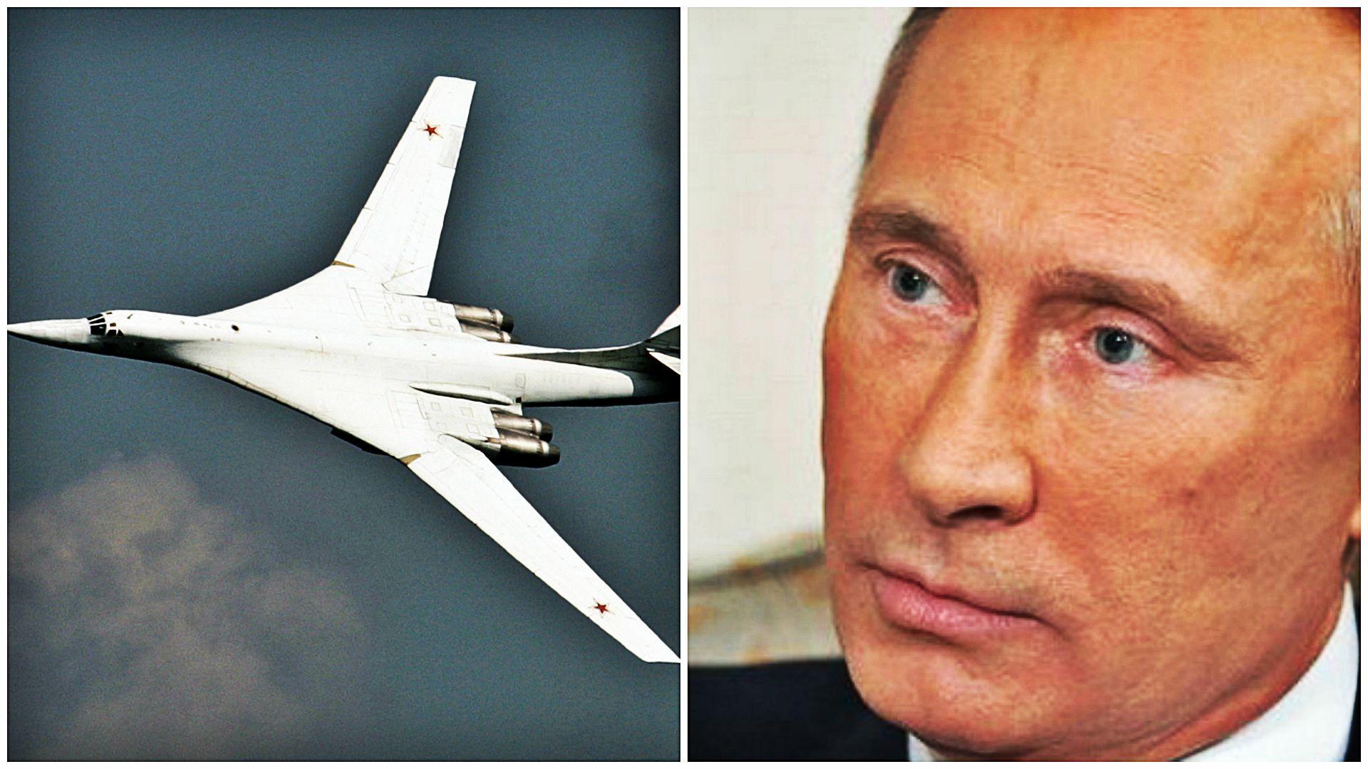 """Niebezpieczny ruch Putina. """"To prowokacja"""""""