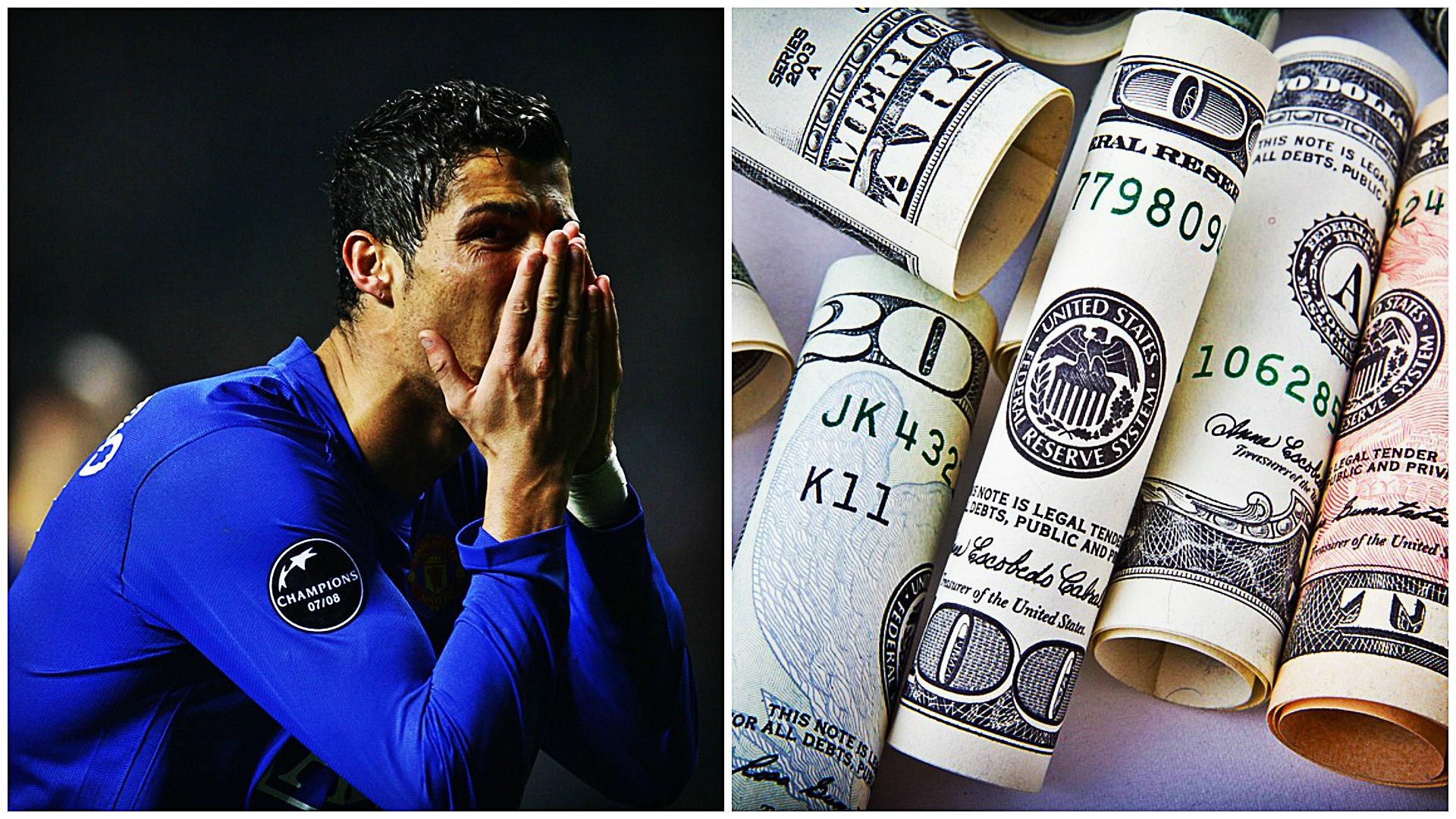 Cristiano Ronaldo w poważnych tarapatach. Prokuratura stawia mu zarzuty