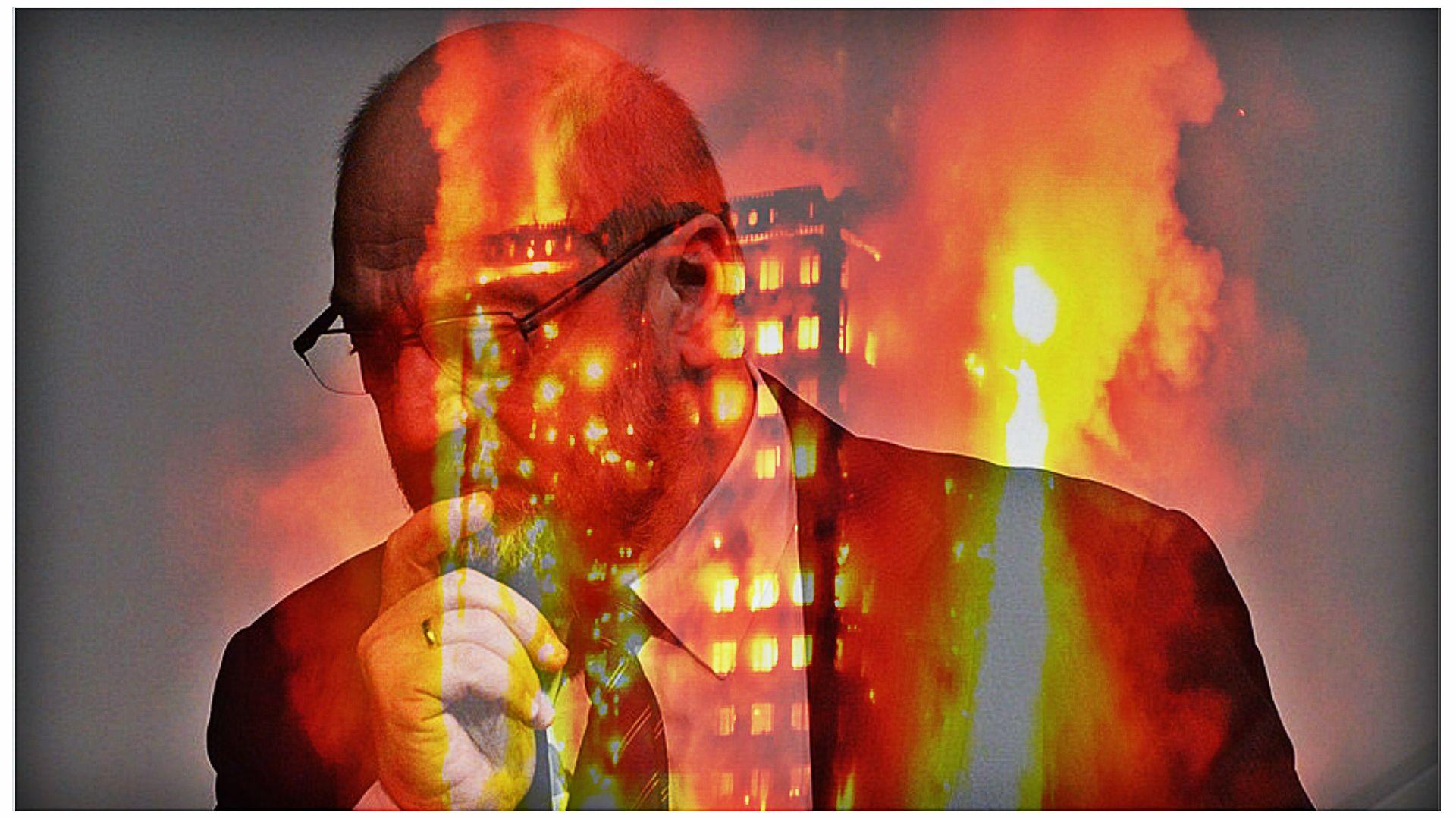PRAWO UNIJNE winne pożarowi Greenfell Tower!
