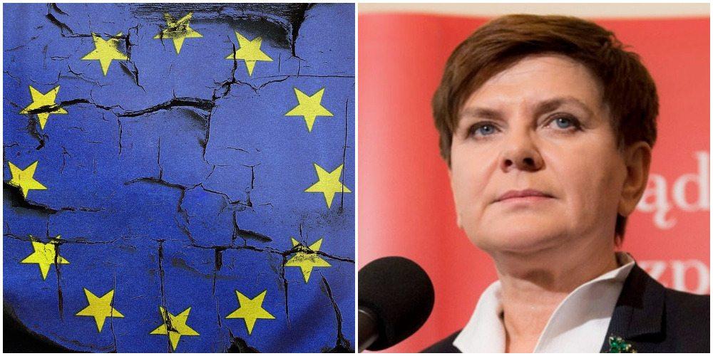 Zaczyna się UNIJNY KRYZYS! Komisja rozpoczyna właśnie karanie Polski za uchodźców