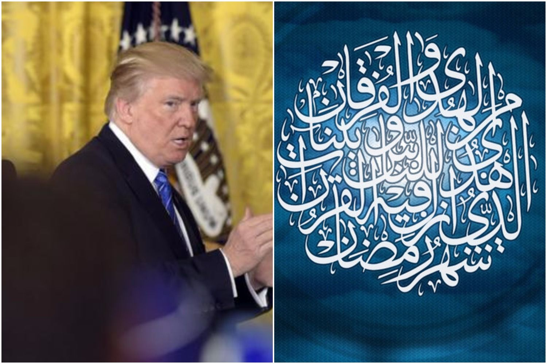 Trump ZRYWA z 20-letnią tradycją prezydentów USA! Muzułmanie w FURII