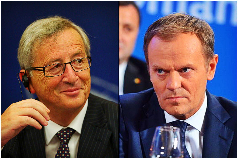 Sromotna porażka Tuska. Juncker go UPOKORZYŁ w walce o Polskę