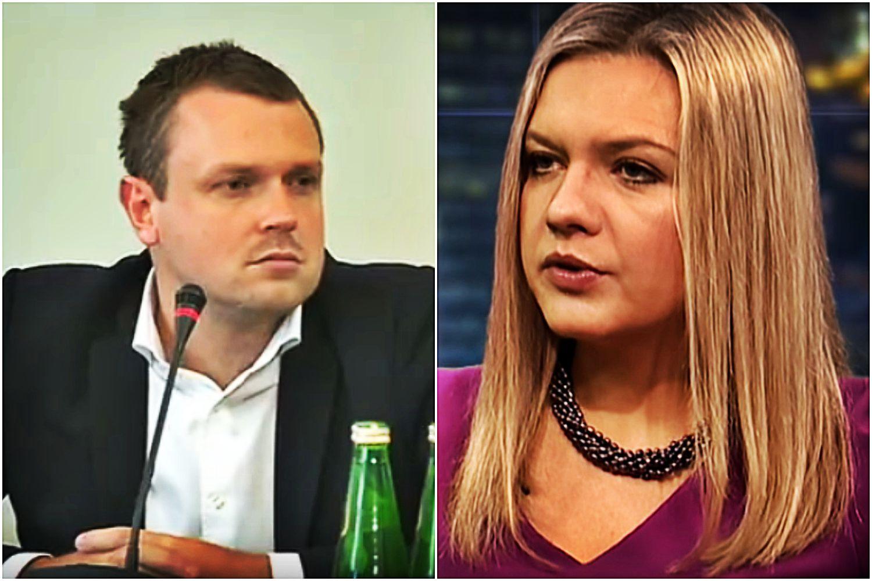 TAJNE NAGRANIE! Wasserman ujawnia dlaczego Marcin P. zatrudnił syna Tuska