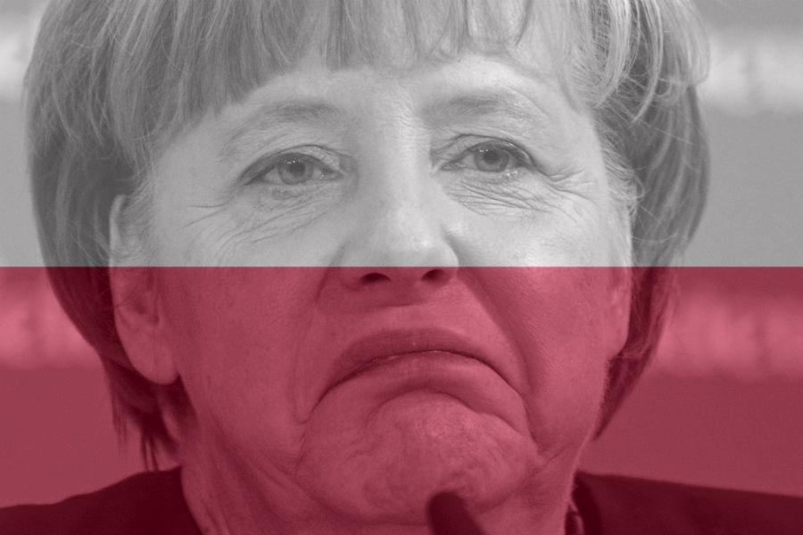ROZŁAM w niemieckim rządzie. Wszystko przez... Polaków!