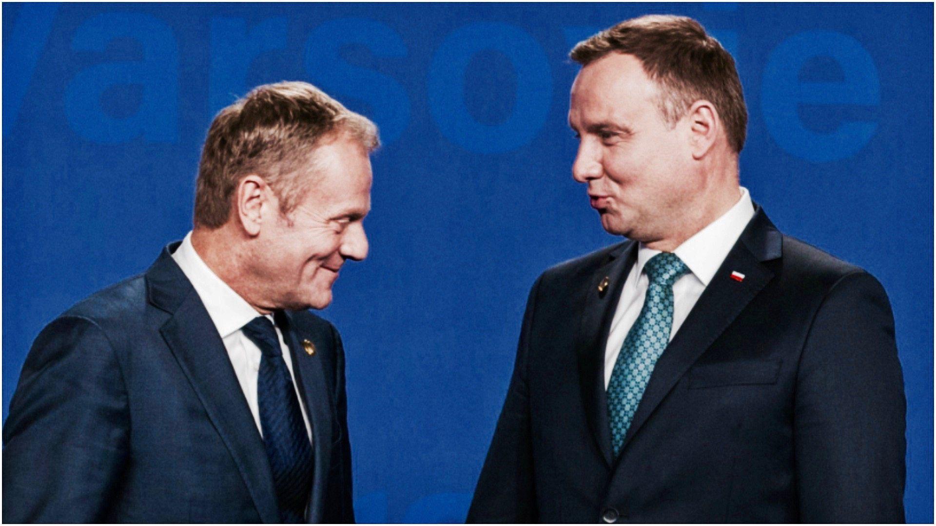 Tusk chciał przylecieć do Polski. Prezydent go upokorzył
