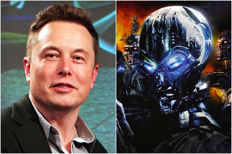Geniusz Elon Musk ujawnia: Roboty zagrażają naszej cywilizacji!