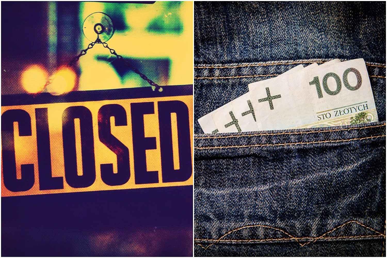 Wolne niedziele, zamknięte sklepy. Co się stanie z pensjami?