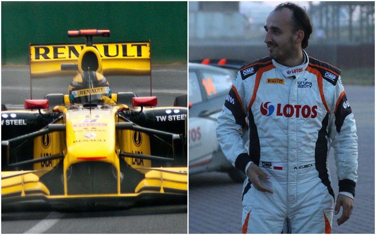 Nikt w to nie wierzył! WIELKI POWRÓT Roberta Kubicy do F1