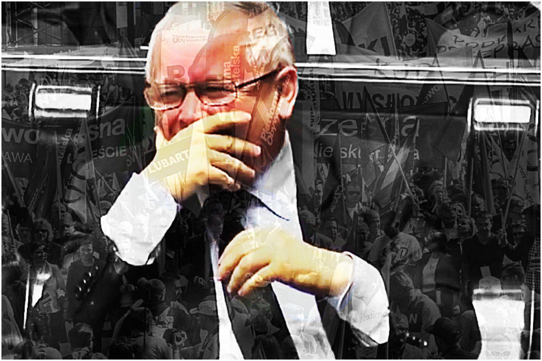 """Prezes PiS żartuje z protestujących. """"Ich atak..."""""""