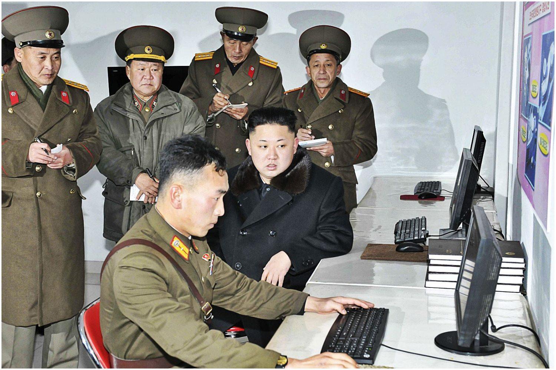 W Korei tylko elity mają internet. Robią w nim wyłącznie 2 rzeczy
