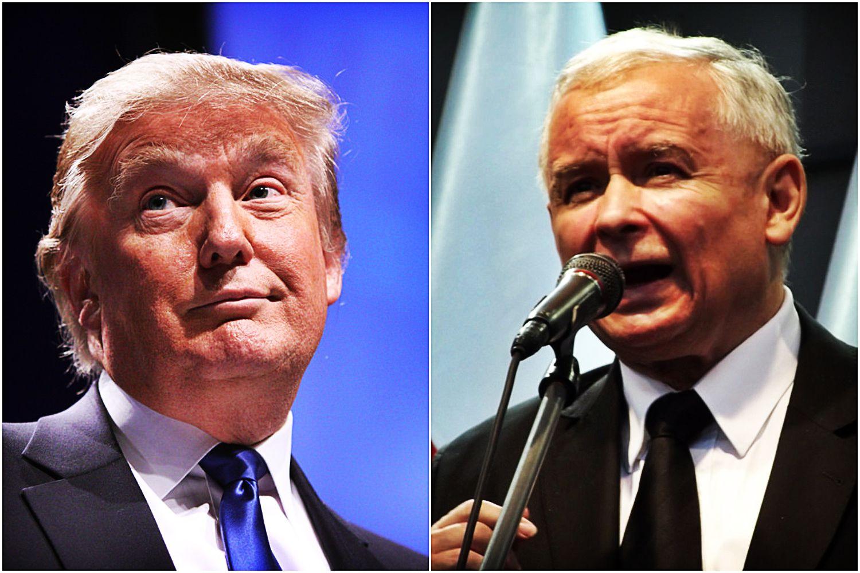 Po tej deklaracji Kaczyński dostanie zawału. Jego wróg zamierza spotkać się z Trumpem
