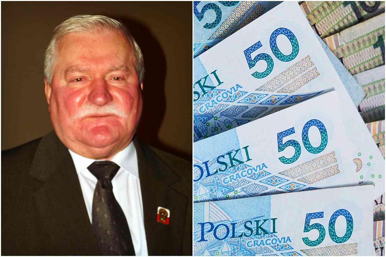 Jest wyrok sądu w sprawie syna Wałęsy. 50 złotych kary
