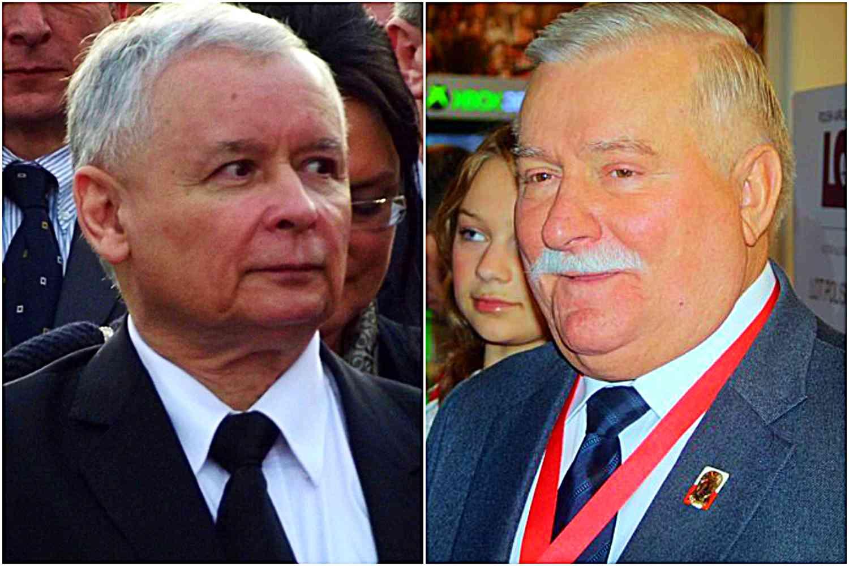 Kaczyński zabrał się za Wałęsę! Lider Solidarności przed sądem